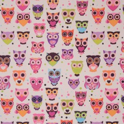 Ткань Symphony Of Colors Cute